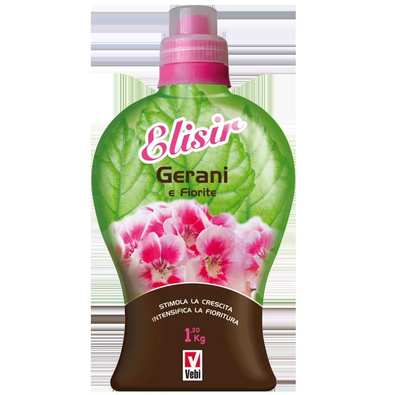 Elisir gerani e fiorite