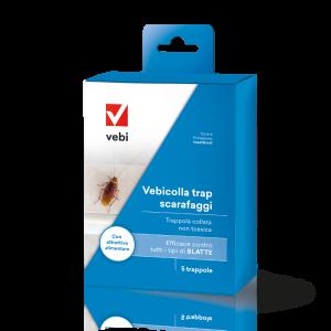 Insetticida Vebicolla trap scarafaggi