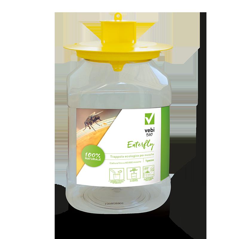 Enterfly Trappola cattura mosche
