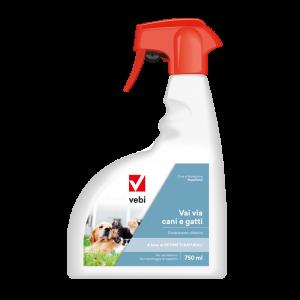 Repellente Vai via cani e gatti