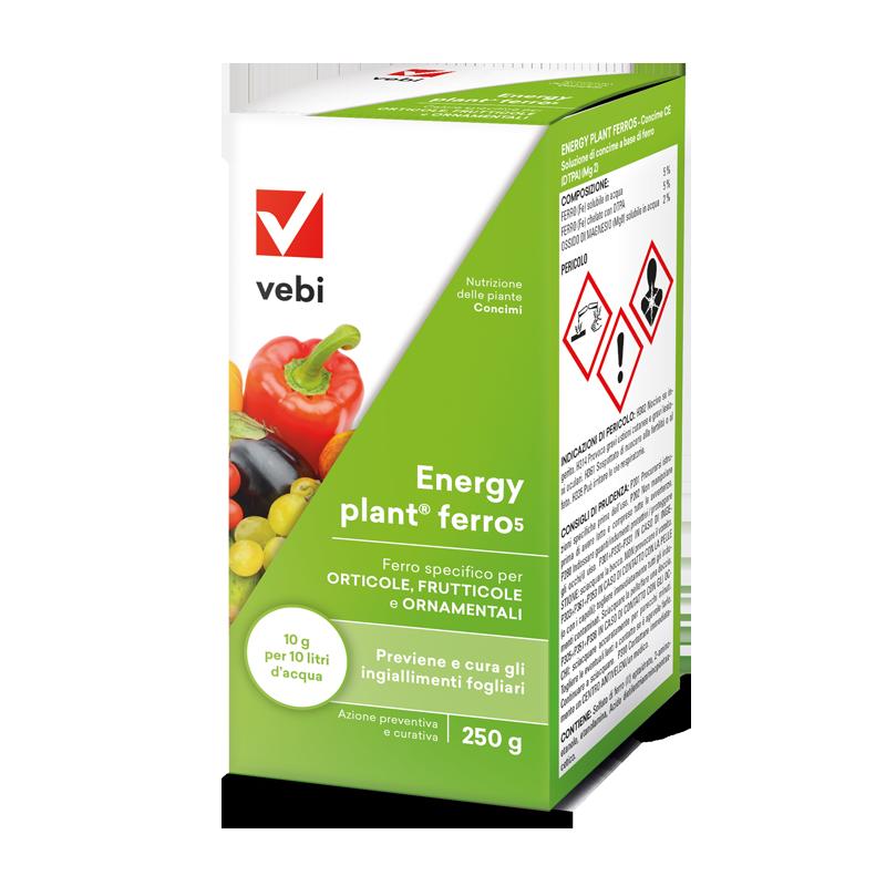 Energy Plant Ferro⁵