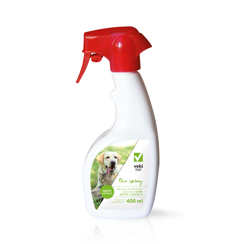 Bio spray barriera antiparassiti