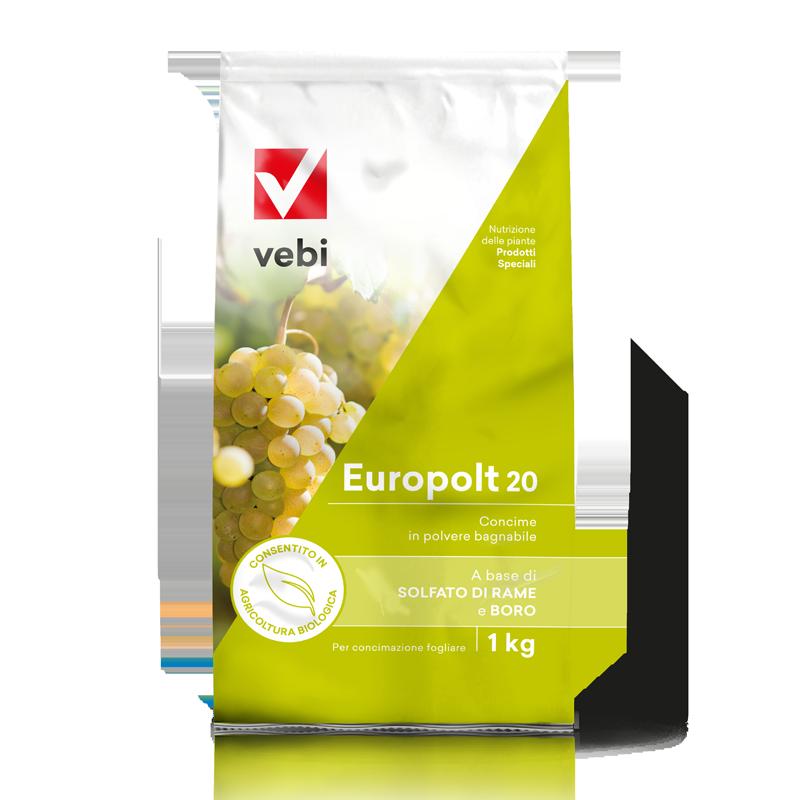 Nutrizione delle piante con Europolt 20