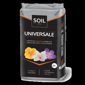 Terriccio universale Soil plus