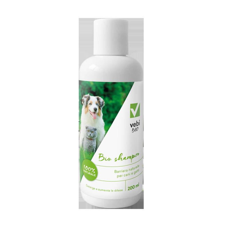 Bio shampoo per cani e gatti