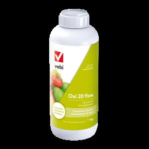 Nutrizione piante con Oxi 20 flow