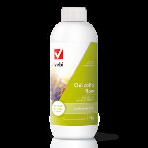 Nutrizione piante con Oxi zolfo flow