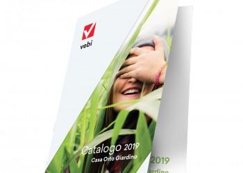 Nuovo catalogo prodotti Vebi 2019