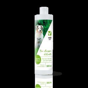 Bio shampoo delicato flacone 300 ml