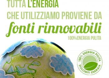 100% energia pulita!